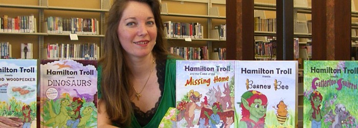 Hamilton Troll Educational Children's Series