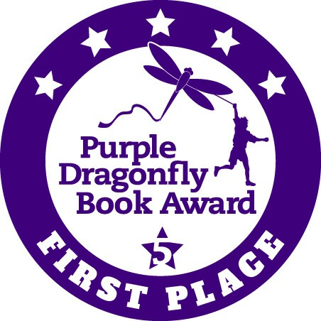 Purple Dragonfly First Place Award Winner